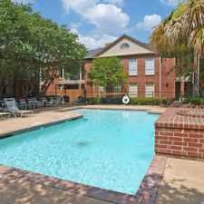 Rental info for Claridge in the Houston area