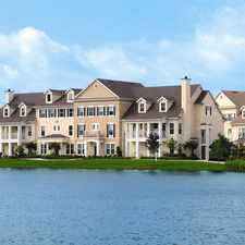 Rental info for Northlake Park in the Orlando area
