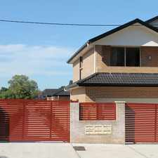 Rental info for BRAND NEW 3 BEDROOM TOWNHOUSE