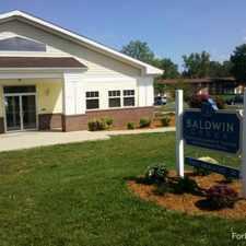 Rental info for Baldwin Creek