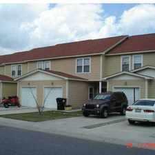 Rental info for 3 Spacious BR in Elizabeth City. Washer/Dryer Hookups!