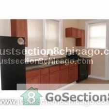 Rental info for *83RD/SANGAMON SECTION 8 UNIT 2BDR 1BT $NO SECURITY$ SECTION 8* in the Gresham area