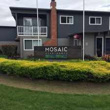Rental info for Mosaic San Mateo in the San Mateo area