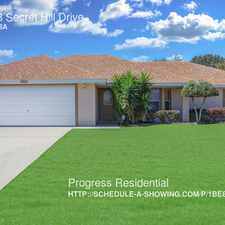 Rental info for 33833 Secret Hill Drive