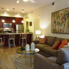 Rental info for Las Aguas Luxury Apartments