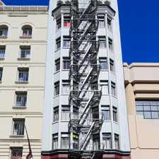Rental info for 124 MASON in the Tenderloin area