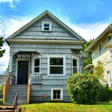 Rental info for 3807 Northeast Cleveland Avenue
