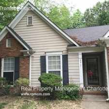 Rental info for 8917 Trentsby Place