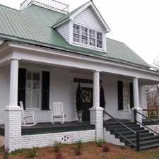 Rental info for Huge Historic Home With Cottage