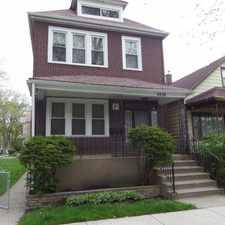 Rental info for New and Bright 3br/1ba Top Floor w/heat incld! Voucher Friendly! in the Chicago area