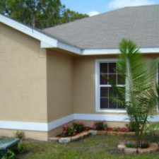 Rental info for Beautiful 3 Bedroom 2 Bathroom Home in SE Palm Bay. Single Car Garage!