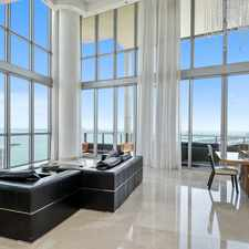 Rental info for One of a kind Marquis Estate Condo