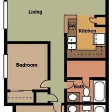 Rental info for Gorgeous St Marys, 1 bedroom, 1 bath. $917/mo