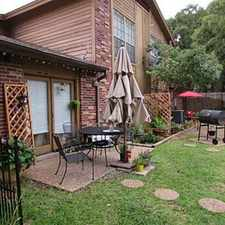 Rental info for Apartment for rent in Azle.