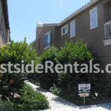Rental info for Model Perfect, end unit Condo, 3 bedrooms Office in the San Clemente area