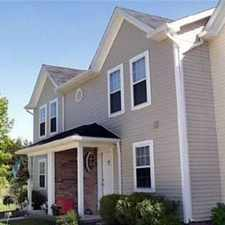 Rental info for Welcome to North Townhomes.