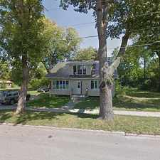 Rental info for Single Family Home Home in Janesville for Owner Financing