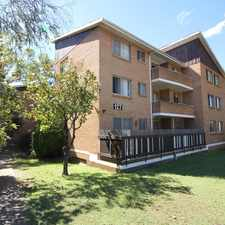 Rental info for Updated 2 Bedroom Unit in the Bankstown area