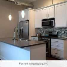 Rental info for Harrisburg - 1 & 2 Bedroom Luxury Units. Cat OK!