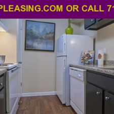 Rental info for Heights-One bedroom Townhome -Remodeled property AD# CEJ 1014 in the Houston area