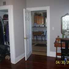 Rental info for 2 bedroom upper in a duplex near downtown Eau Claire.