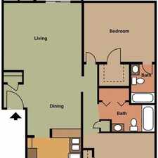 Rental info for Mt Holly, prime location 2 bedroom, Apartment
