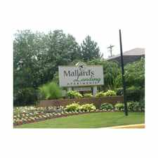 Rental info for Mallards Landing Apartments in the 43229 area