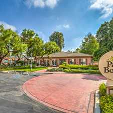 Rental info for Park Bonita Apartments