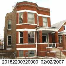 Rental info for 3 Bed Heat Included Second Floor Apartment in the West Englewood area