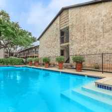 Rental info for Chestnut Park in the San Antonio area