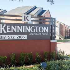 Rental info for Kennington Apartments