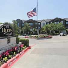Rental info for Hidden Creek