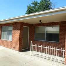Rental info for Conveniently Central in the Wagga Wagga area