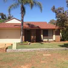 Rental info for A POOL PLUS MUCH MORE in the Dubbo area