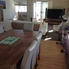 Rental info for BIG FAMILY SIZED HOME - SELF CONTAINED FLAT DOWNSTAIRS