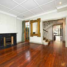 Rental info for Three Level Storey Paddington Terrace With Garden Oasis and Lock Up Garage