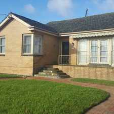 Rental info for Walking distance to Chadstone Shopping Centre. Rent Includes Garden Maintenance!!!