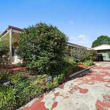 Rental info for Practical, Easy Living Home in the Toowoomba area
