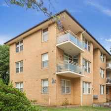 Rental info for STYLISHLY FURNISHED APARTMENT in the Sydney area