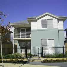 Rental info for 1 WEEK RENT FREE ! BEAUTIFUL FAMILY HOME! in the Perth area