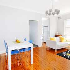 Rental info for ART DECO CHARM MEETS DESIGNER CHIC! in the Sydney area