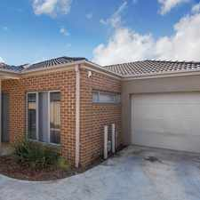 Rental info for APPLICATION ACCEPTED ON THIS PROPERTY in the Melton West area