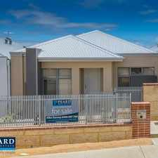 Rental info for BRAND NEW 3X2 CLOSE TO ALL AMENITIES in the Perth area