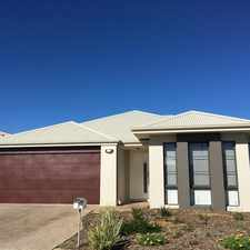 Rental info for PRICE JUST REDUCED - $410.00 PER WEEK - BEAUTIFUL FAMILY HOME!!