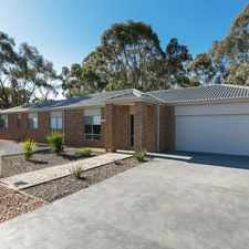 Rental info for Modern & Stylish Living! in the Bendigo area