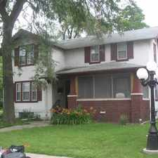 Rental info for Great 5 Bedroom House with Hardwood Floors! in the Rockford area
