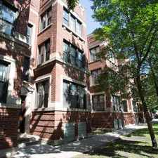 Rental info for 5452 S. Ellis Avenue in the Chicago area