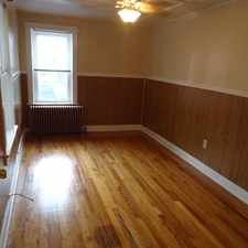 Rental info for 1 bedroom, 1 bathroom Upstairs Apartment.