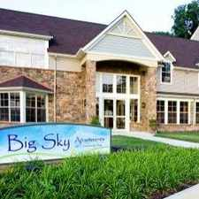 Rental info for Big Sky Apartments