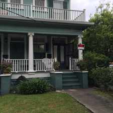 Rental info for Beautiful 3 Bed in Prime Safe Uptown 1 Block from St. Charles in the Uptown area